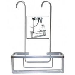 Portagel grifería aluminio