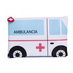 Botiquin estuche ambulancia.
