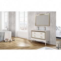 Conjunto mueble baño estilo...