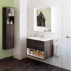 Conjunto mueble baño sh con...