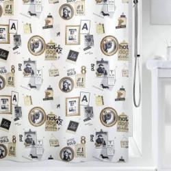 Cortina de baño retratos de...