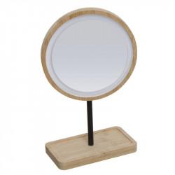 Espejo de sobremesa bambú...