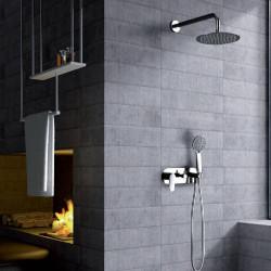 Conjunto grifería de ducha...