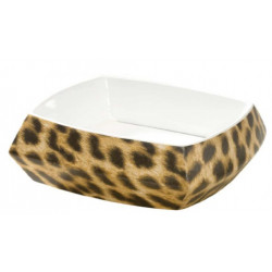 Lavabo porcelana animal print